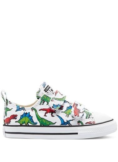 Converse Çocuk Ayakkabı Chuck Taylor All Star 2V 770166C Beyaz
